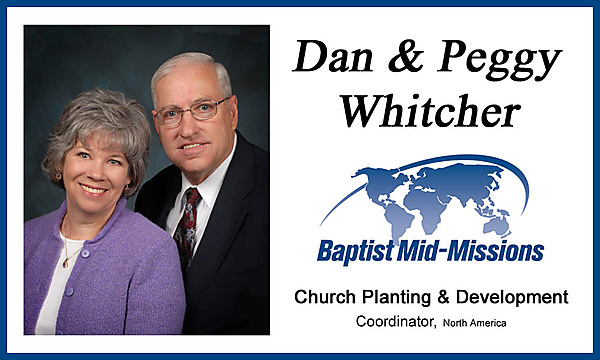 Dan and Peggy Whitcher